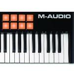M-AUDIO liefert neue Modelle der Oxygen Serie aus