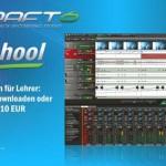 Eine ausgewachsene DAW kostenlos, MIXCRAFT 6 jetzt gratis erhalten!