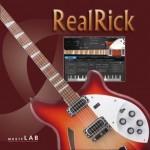 MusicLab RealRick, legendäre Rickenbacher Gitarren für die DAW