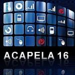 Kostenlose Android App für Phonic ACAPELA 16 Mixer