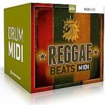 TOONTRACK:  Reggae EZX  +  Reggae Beats MIDI