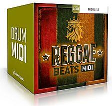 TOONTRACK Reggae Beats MIDI-Pack
