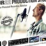 Steinberg Musikproduktion Einsteiger Set UR22