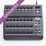 ZAQ AUDIO veröffentlicht  ZAQUENCER für den Behringer BCR 2000