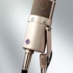 Neumann Neuauflage des legendären U47 Mikrophons als Collectors Editon U 47 fet