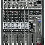 6-Kanal Kompaktmixer mit Effektprozessor und USB-Interface: Phonic AM1204FX USB