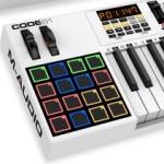 NAMM 2015: M-AUDIO Anschlagdynamische USB/MIDI-Controller mit X/Y Touchpad