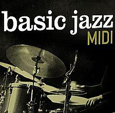 TOONTRACK Basic Jazz MIDI-Pack - AB