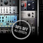Native Instruments startet Native Effects Sonderaktion 50% Preisnachlass!