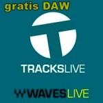 WAVES DAW gratis, Tracks Live