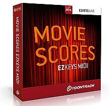TOONTRACK Movie Scores EZkeys MIDI-AB