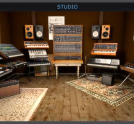 ANALOG LAB: Studio View