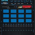 Drum Pro, virtueller Drum Computer kostenlos