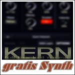 KERN ein gratis 64 bit VST Synthesizer von Full Bucket Music