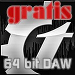 64 bit DAW Tracktion 4 gratis, voller VST Support