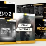 Toontrack Indie Guitars EZmix-Pack  +  Rooms & Verbs EZmix-Pack