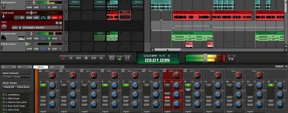 Acoustica Mixcraft 7.1