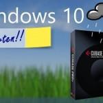 Windows 10 für die Musikproduktion? Steinberg rät dazu noch zu warten