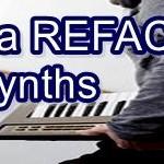 NAMM 2015: Yamaha stellt die neuen REFACE Synthesizer vor