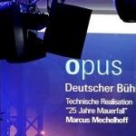 Opus – Deutscher Bühnenpreis und Sinus – Systems Integration Award: Einreichung von Projekten