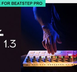 ARTURIA BeatStep PRO Firmware 1.3