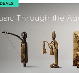 ARTURIA - Music Through the Ages