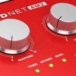 AM2: Stereo-Dante-Kopfhörerverstärker und Line-Ausgangs-Interface von Focusrite