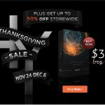 Thanksgiving Sale bei Heavyocity!