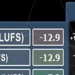 Gratis VST3 Loudness Range Meter für Apple und Windows, dpMeter von TBPro Audio