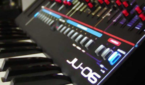 Roland JU-06Titelbild
