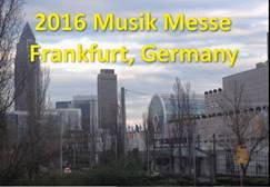 ACOUSTICA Musik Messe 2016