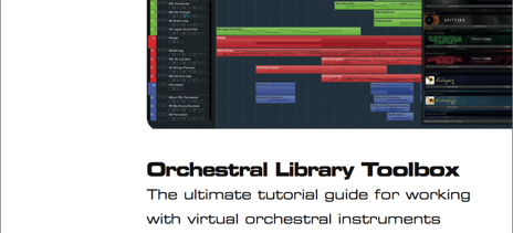 AUDIOWORKSHOP - ORCHESTRAL LIBRARY TOOLBOX