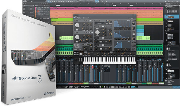 Presonus Studio One 3.5 Professional