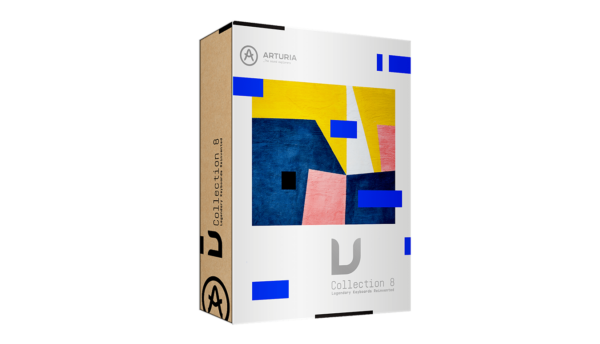 Testbericht: ARTURIA V COLLECTION 8